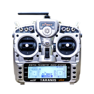 FRSKY TARANIS X9D PLUS 2.4GHZ ACCST RADIO MODE 2 EU FIRMWARE